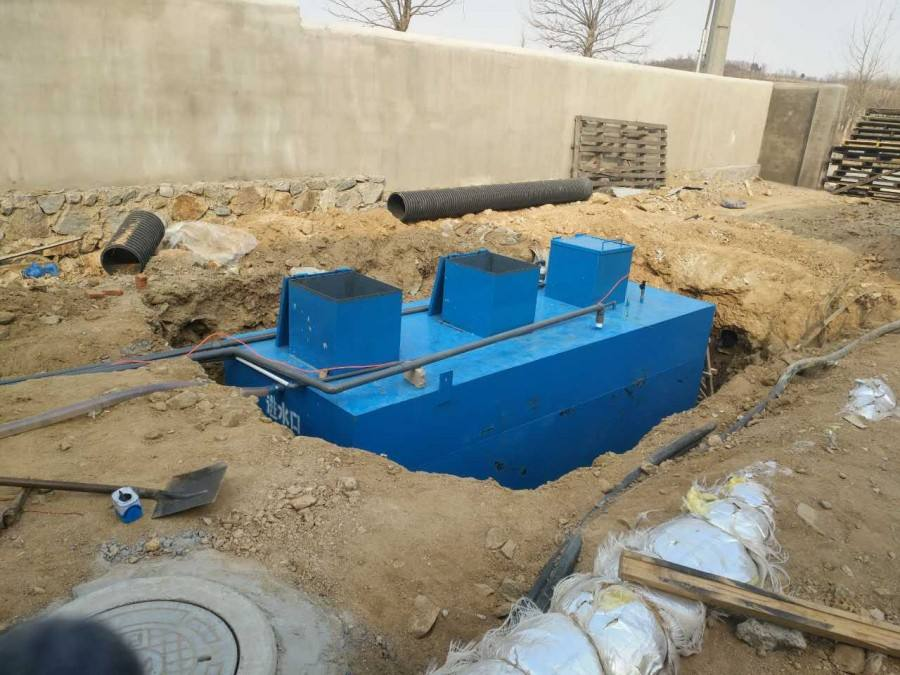 杭州小型一体化污水处理设备