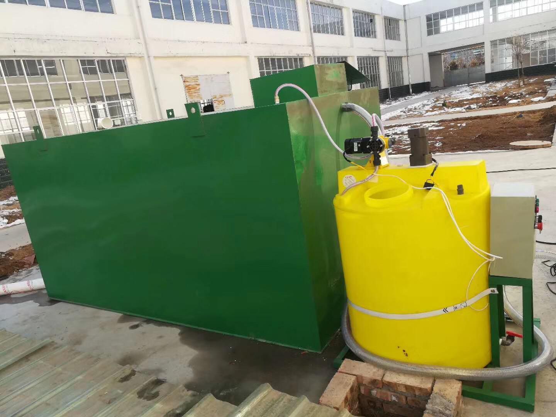 苏州小型一体化污水处理设备