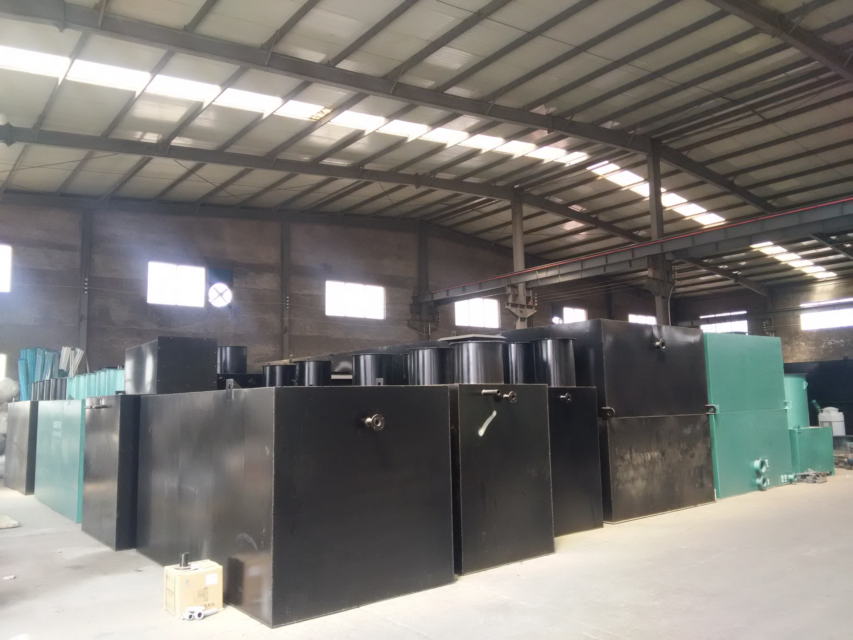 深圳小型一体化污水处理设备