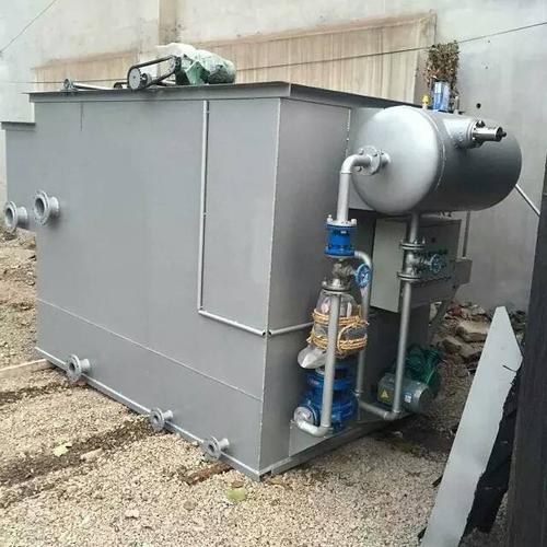 同江/富锦 农村污水处理设备制造几大步骤