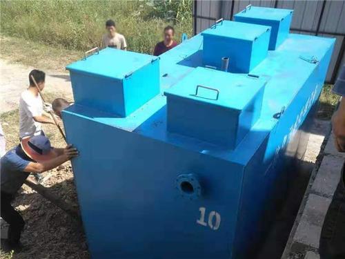 污水處理一體化設備
