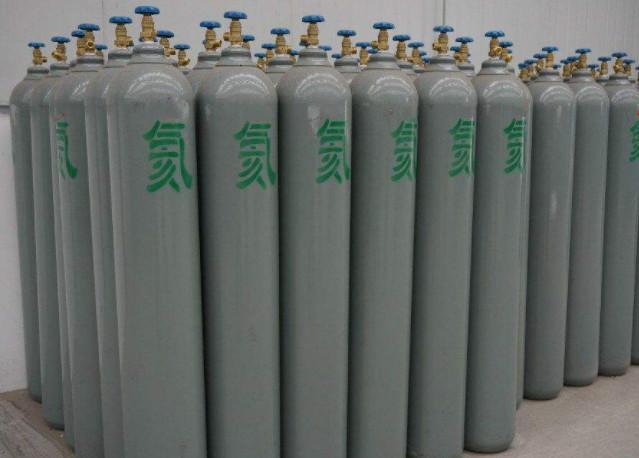 高纯氦气供应