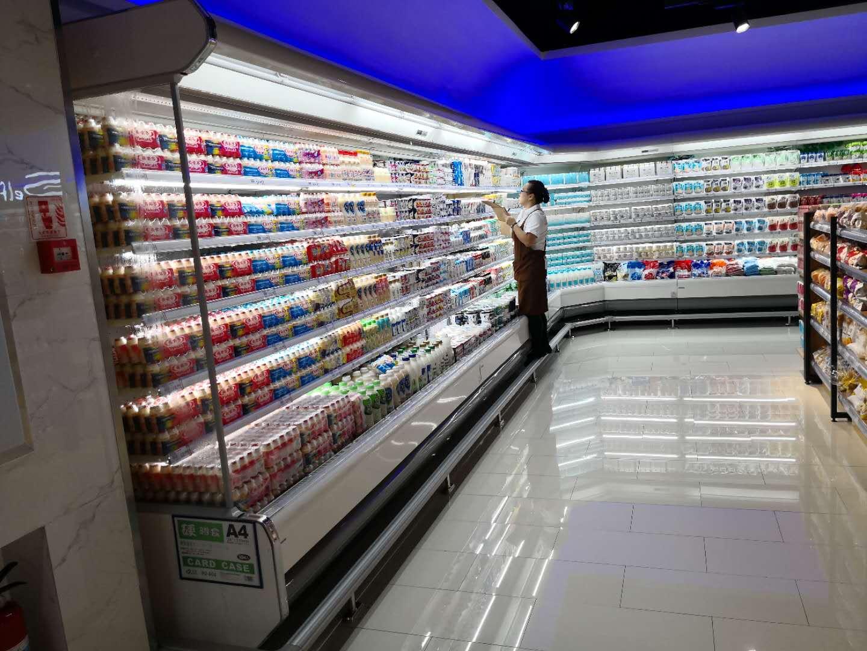 襄陽超市冷庫