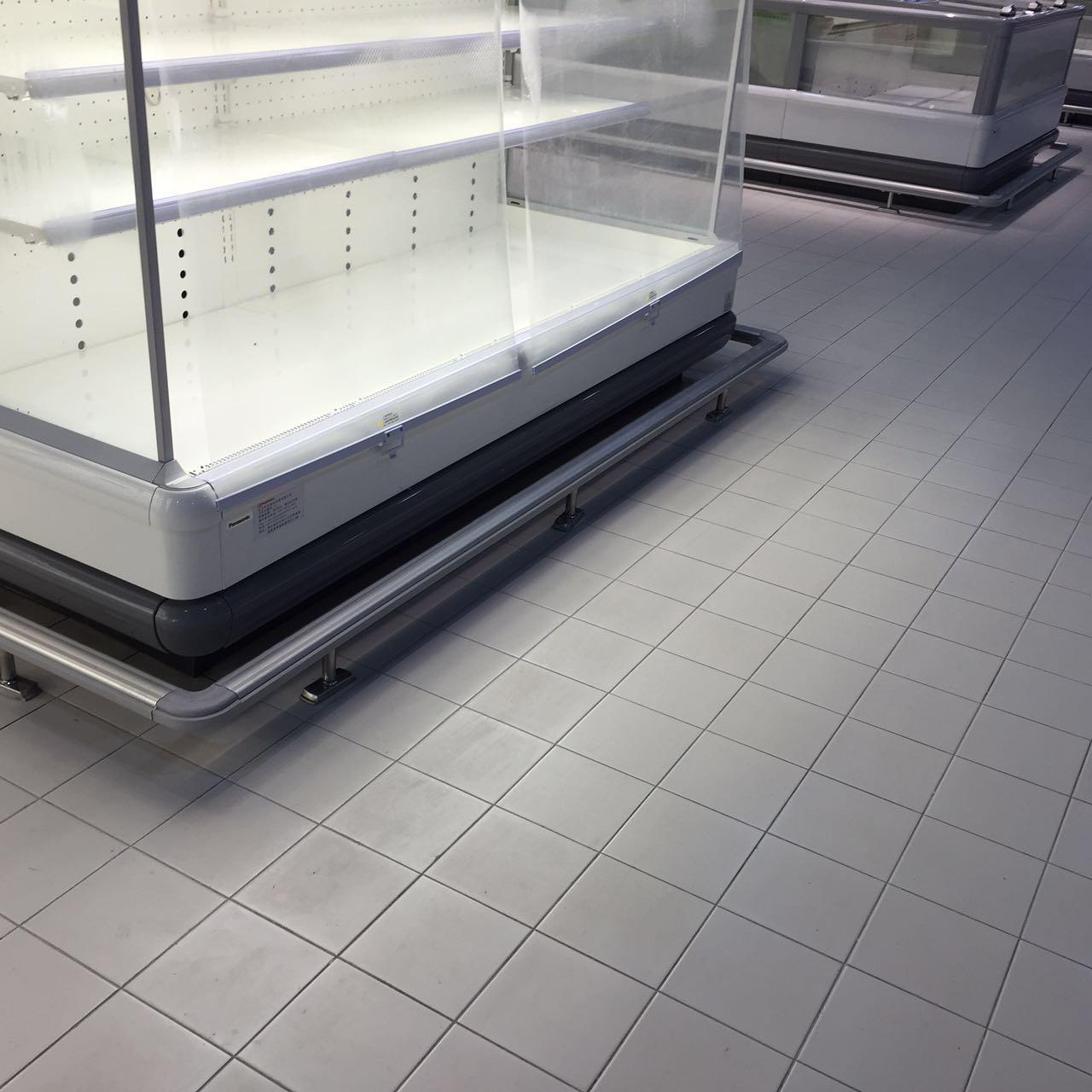 冷庫防撞欄