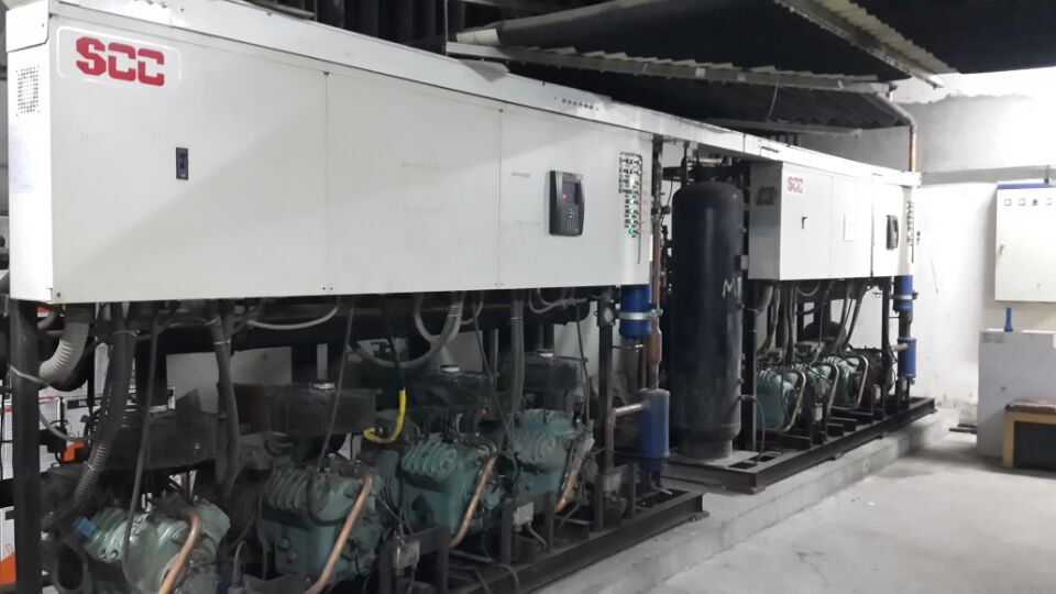 冷庫機組系列