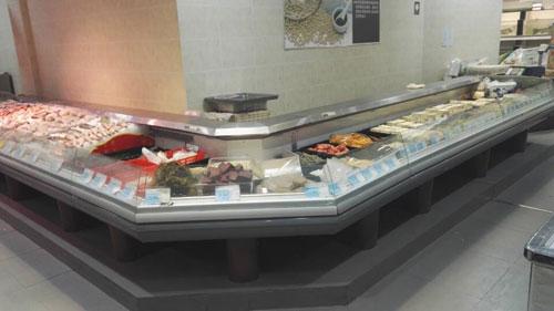 襄陽速食冷凍柜