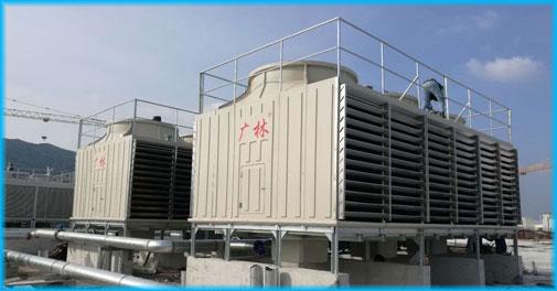 操作简单的襄阳逆流式方形冷却塔尽在博思高