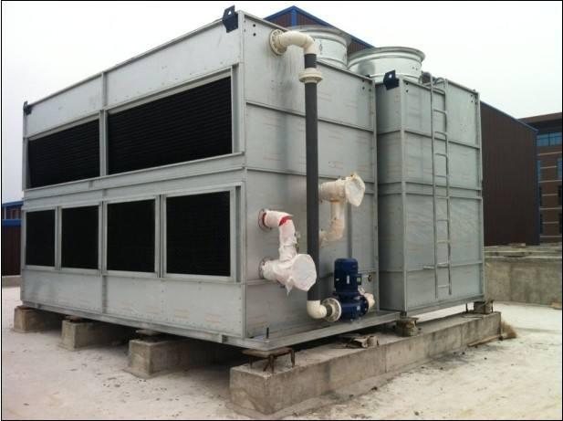 冷却塔的正常运转决定了整个系统的运行可靠性