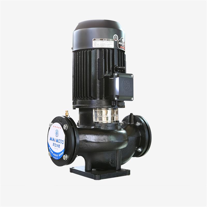 管道式循环泵