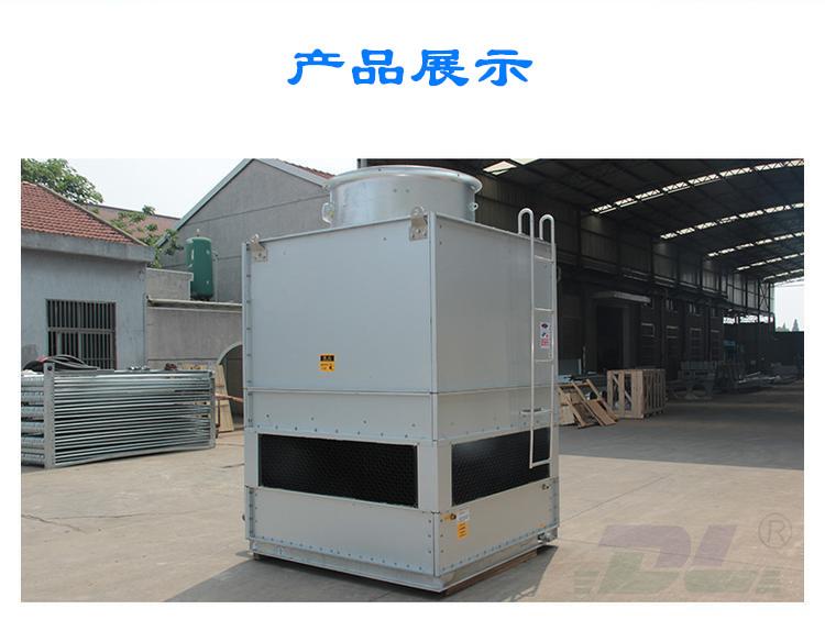 圆形冷却塔厂家可针对客户环境设计降低噪音