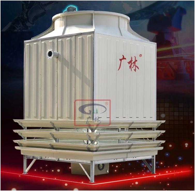 襄阳冷却塔厂家分享按不同类型冷却塔的分类