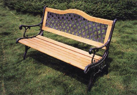 荆门铁艺座椅