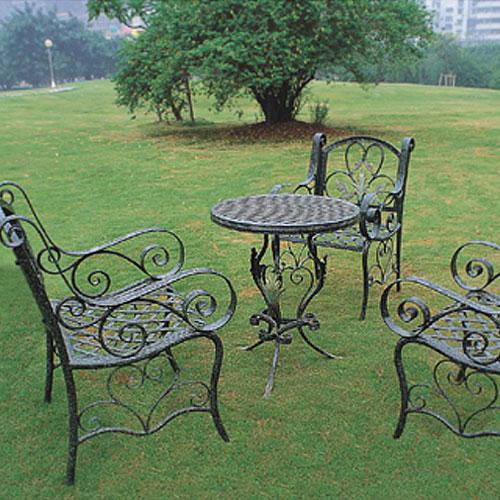 武汉铁艺座椅