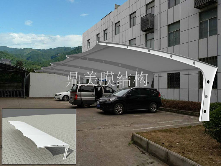 膜结构汽车棚公司