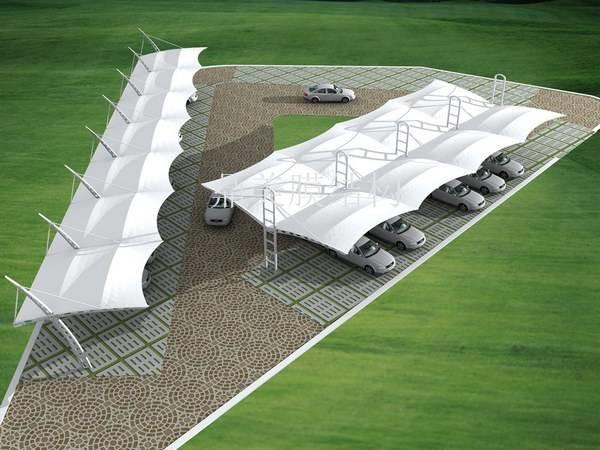 膜结构充电桩厂家