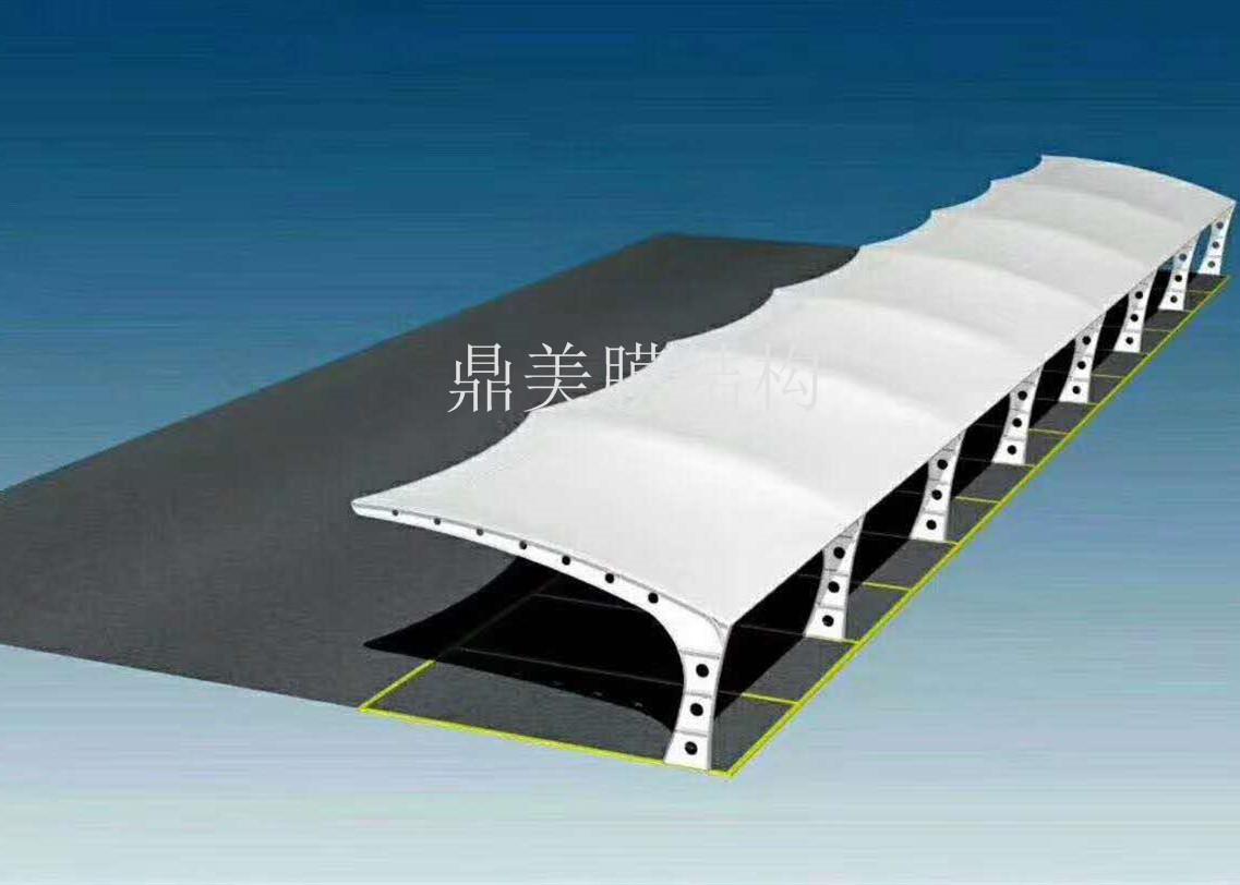 膜结构充电桩价格