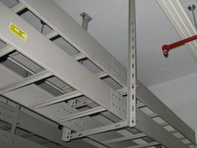金属梯式电缆桥架