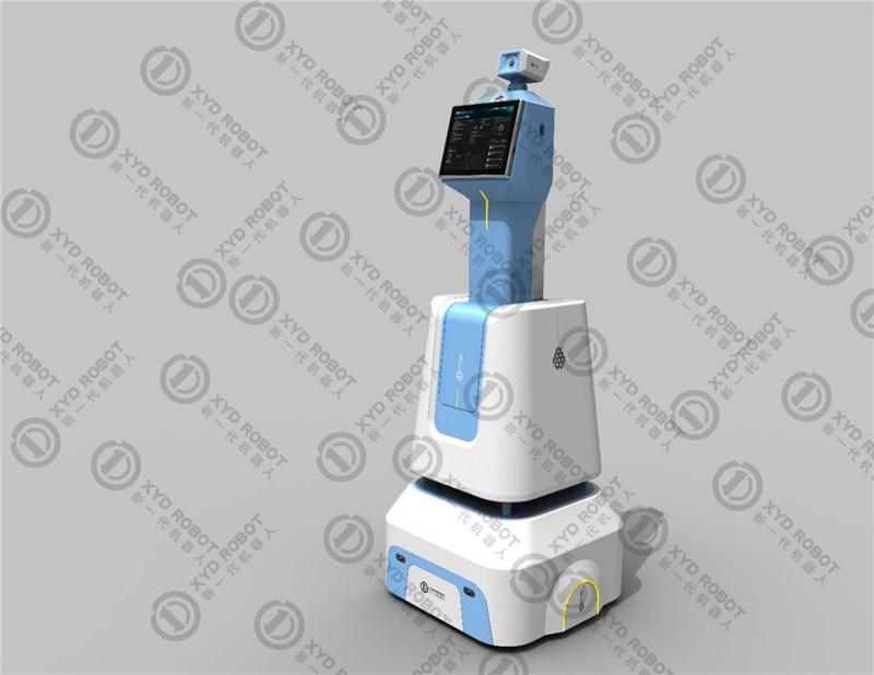 新一代消毒机器人