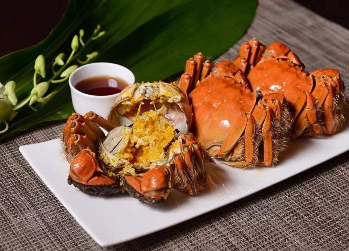 这个夏天以大闸蟹的名义,和鲜嫩美味撞个满怀!