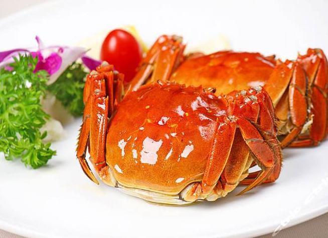 简单为您描述一下大闸蟹有多美味