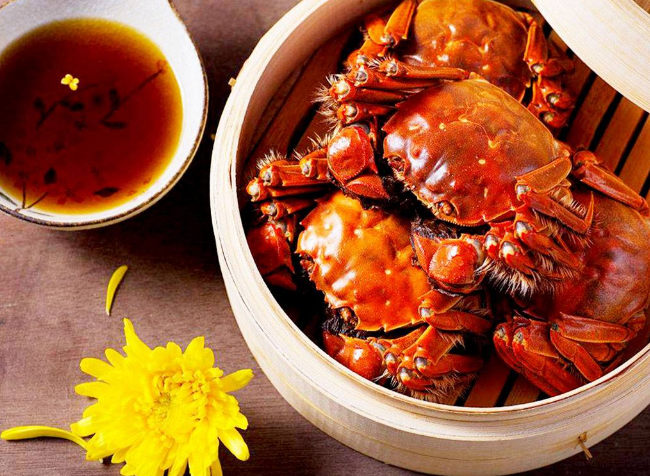 阳澄湖大闸蟹鲜活