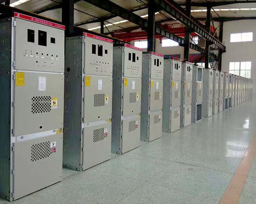 KYN28-12(GZS1)型户内交流金属铠装抽出式高压开关柜
