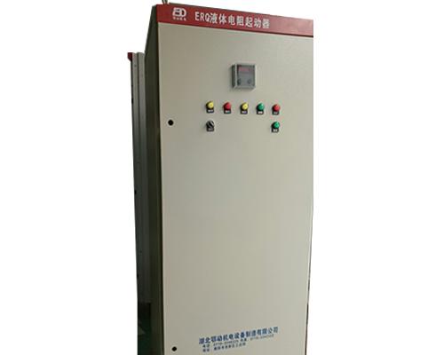 中小型水電站發電廠發電機勵磁柜工作原理