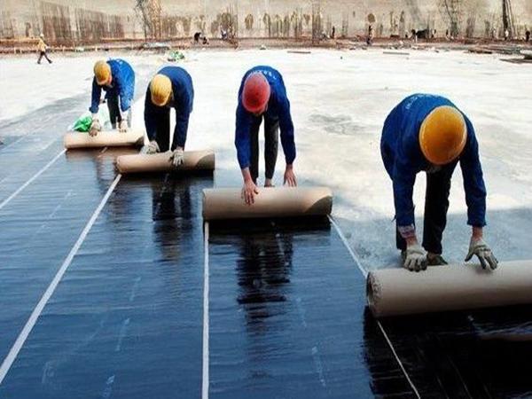 柔性屋面防水工程