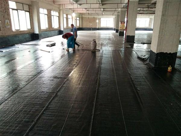 建筑屋面防水工程