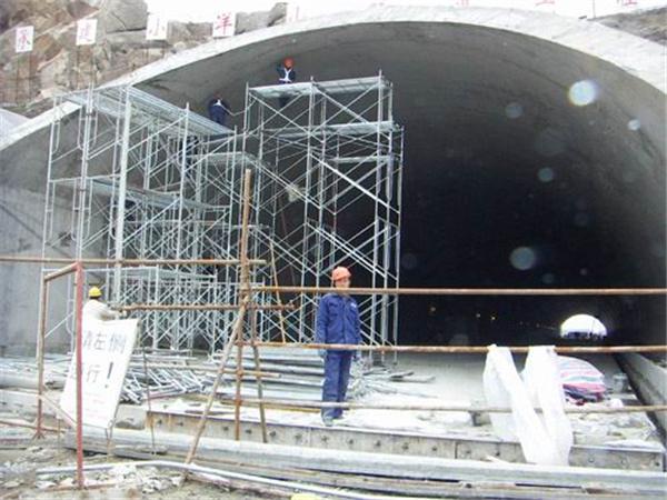 隧道防水堵漏工程