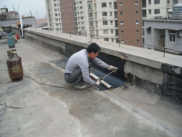住宅外墙防水工程