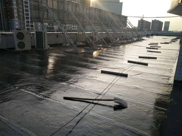 建筑外墙防水工程