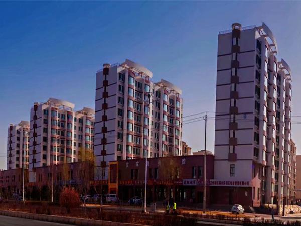 新区保税区公寓楼