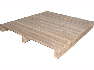 实木简易托盘