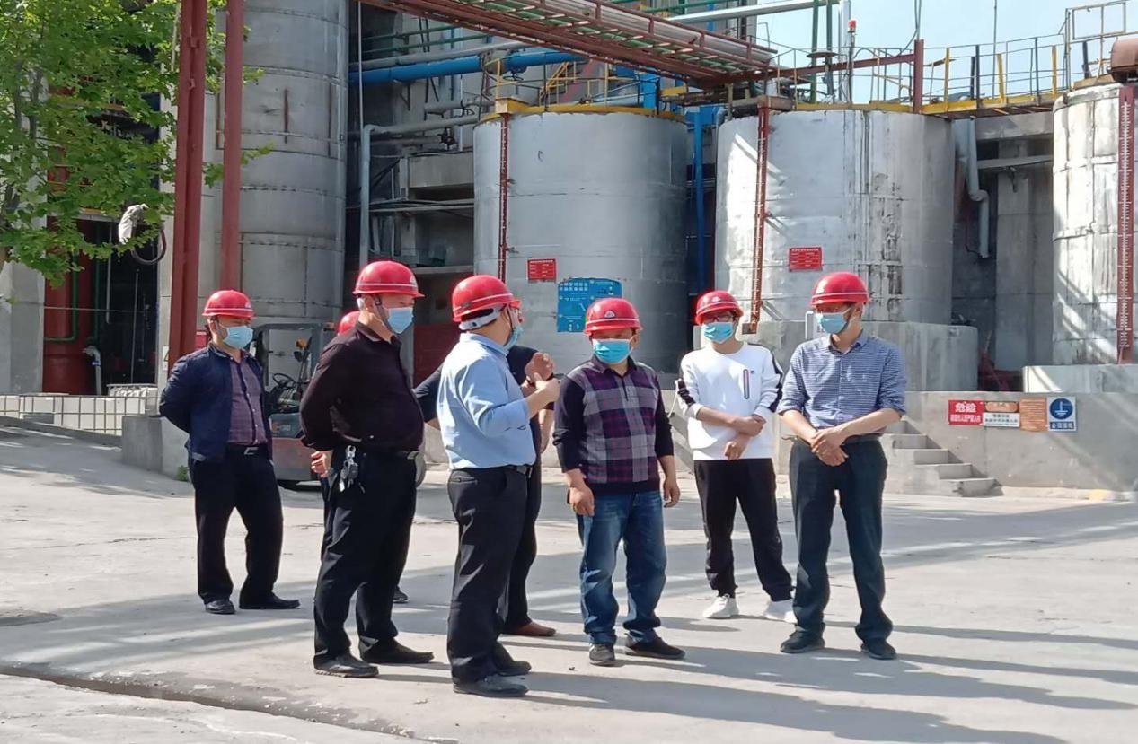 興發集團助力高隆磷公司復工復產,以大扶小彰顯大企責任
