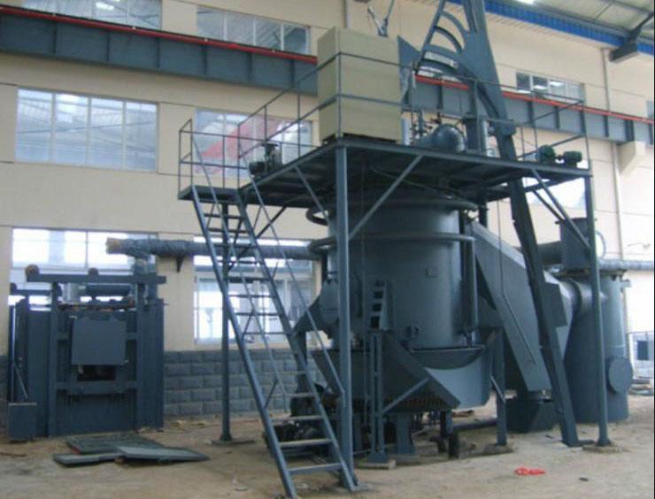 電捕焦油器單段煤氣發生爐