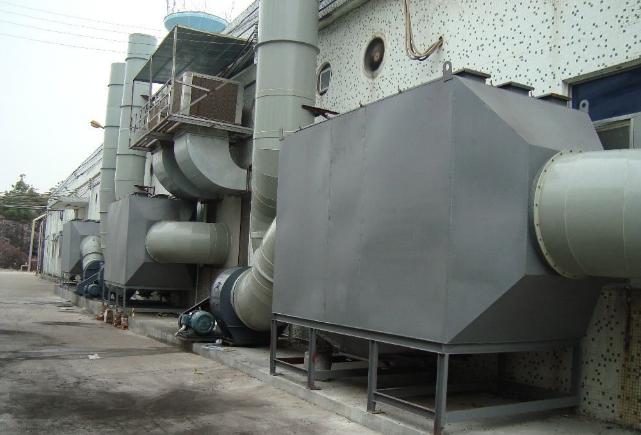 环保设施系统改造安装工程