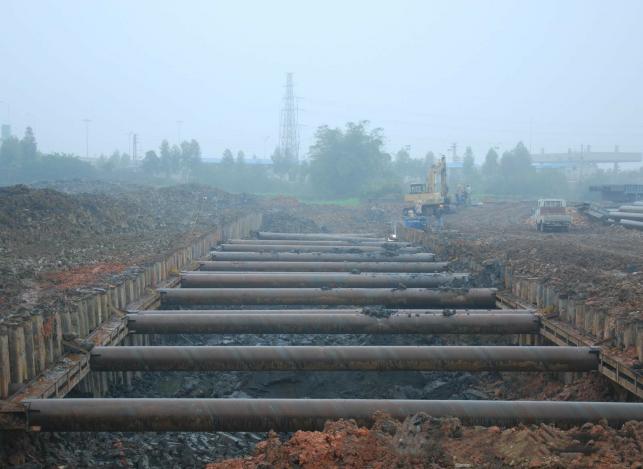 鋼板樁工程報價