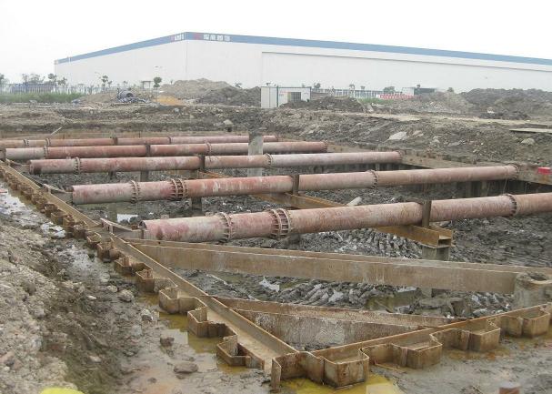 鋼板樁造價