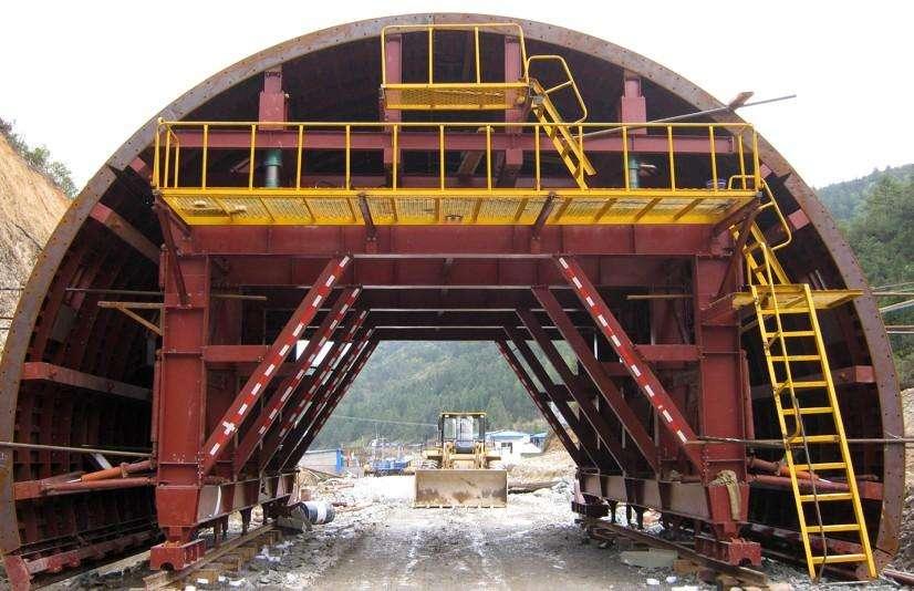襄阳隧道衬砌台车厂家