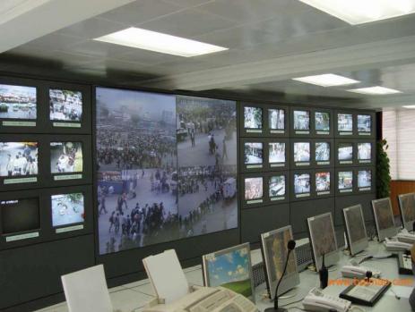 監控攝像頭系統