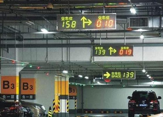 大型停車場管理系統