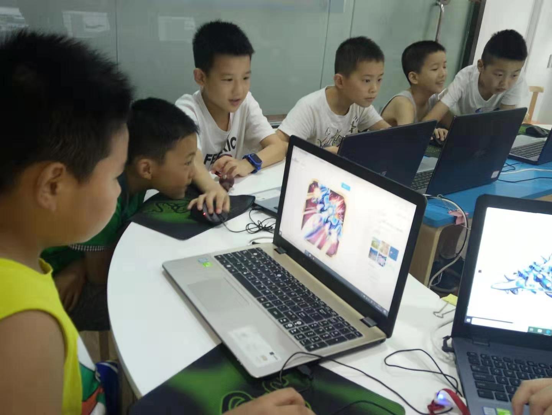 学习少儿编程给孩子带来的优势又有哪些呢
