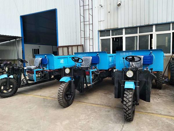 榆林双缸5吨三轮车