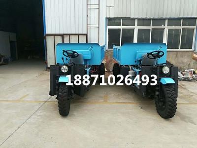 榆林单缸4吨三轮车