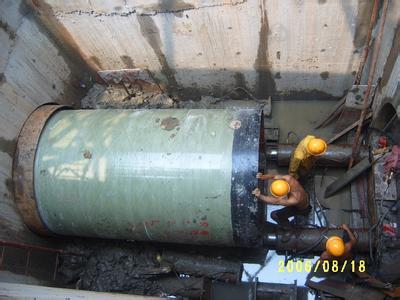 浅谈襄阳水泥顶管施工的测量与方向控制