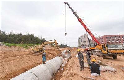 中建七局襄阳南内环路延伸段工程