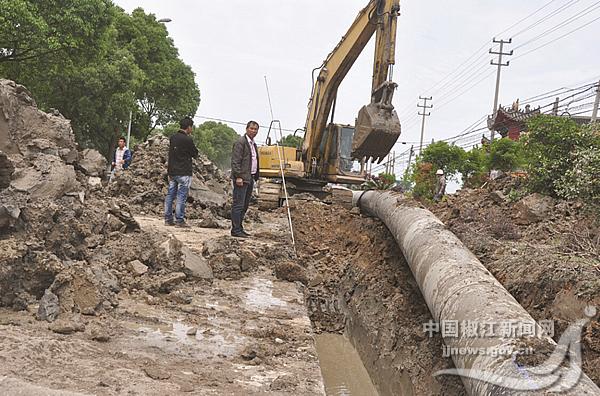 江苏太平洋建设集团老河口、丹江新区建设道路工程