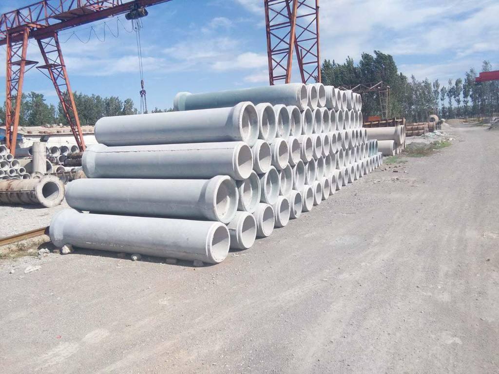 郑州水泥管作为城市排水设施排水量大排污力强