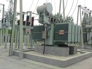 無線測溫系統—襄陽市某變電站現場